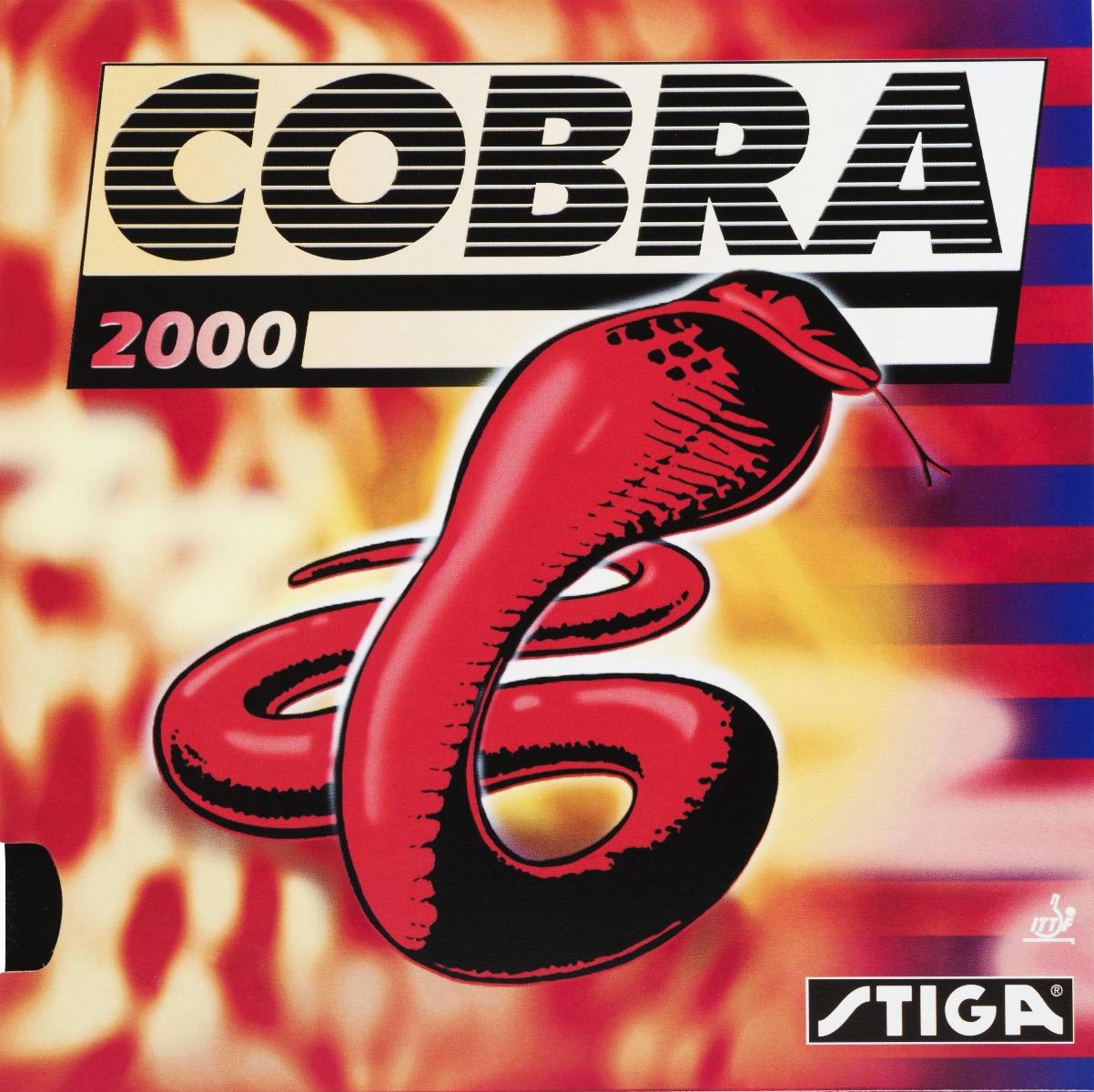 Stiga Cobra 2000