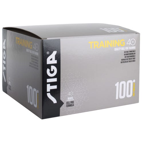 Stiga Training 40+ 100-pack White