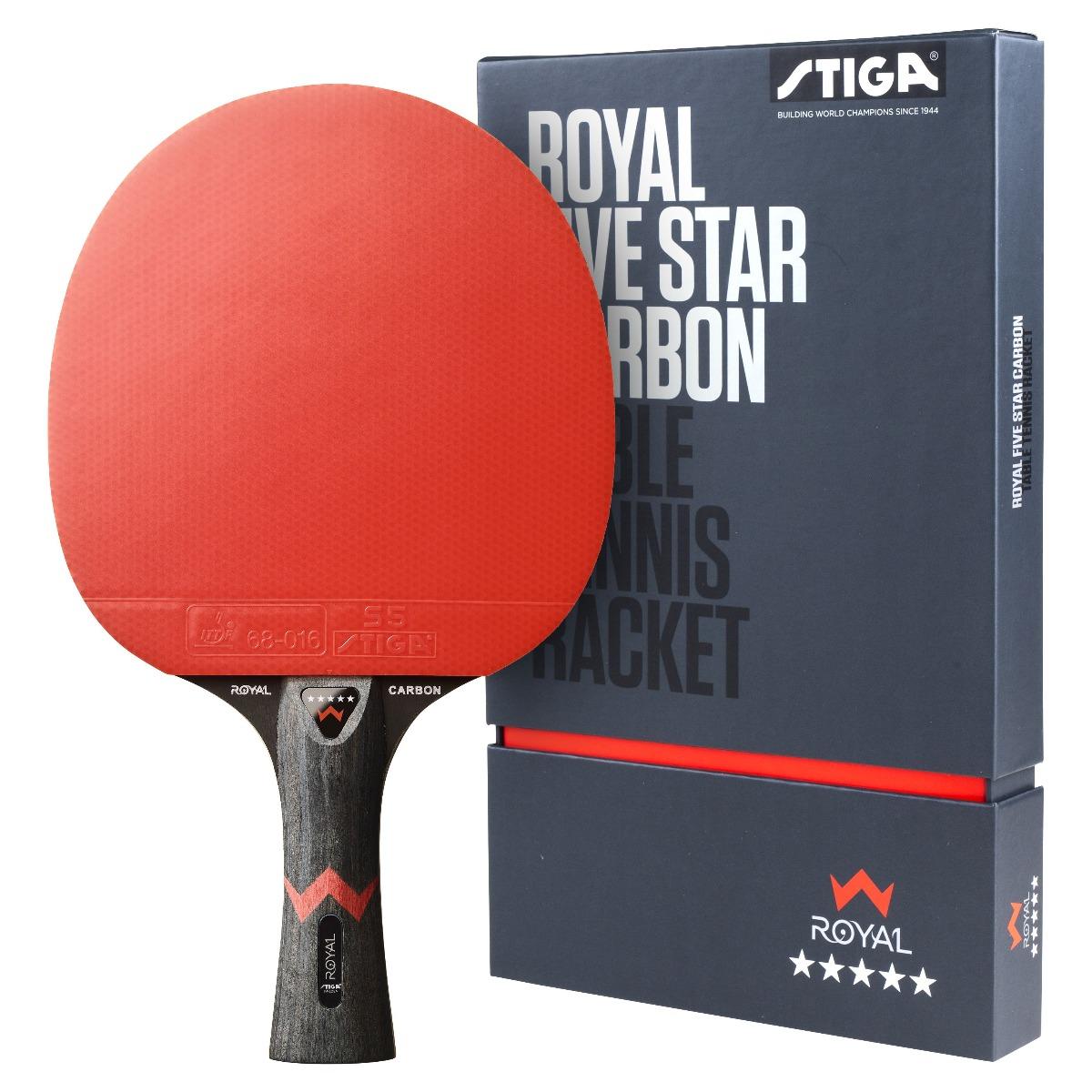 Stiga Royal Carbon 5-star