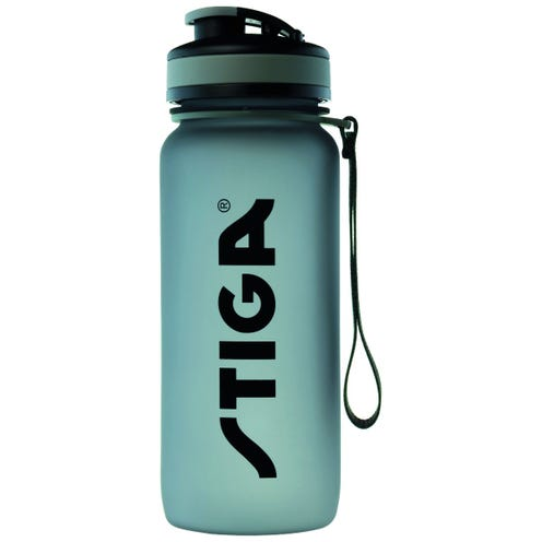 Stiga Water Bottle Grey