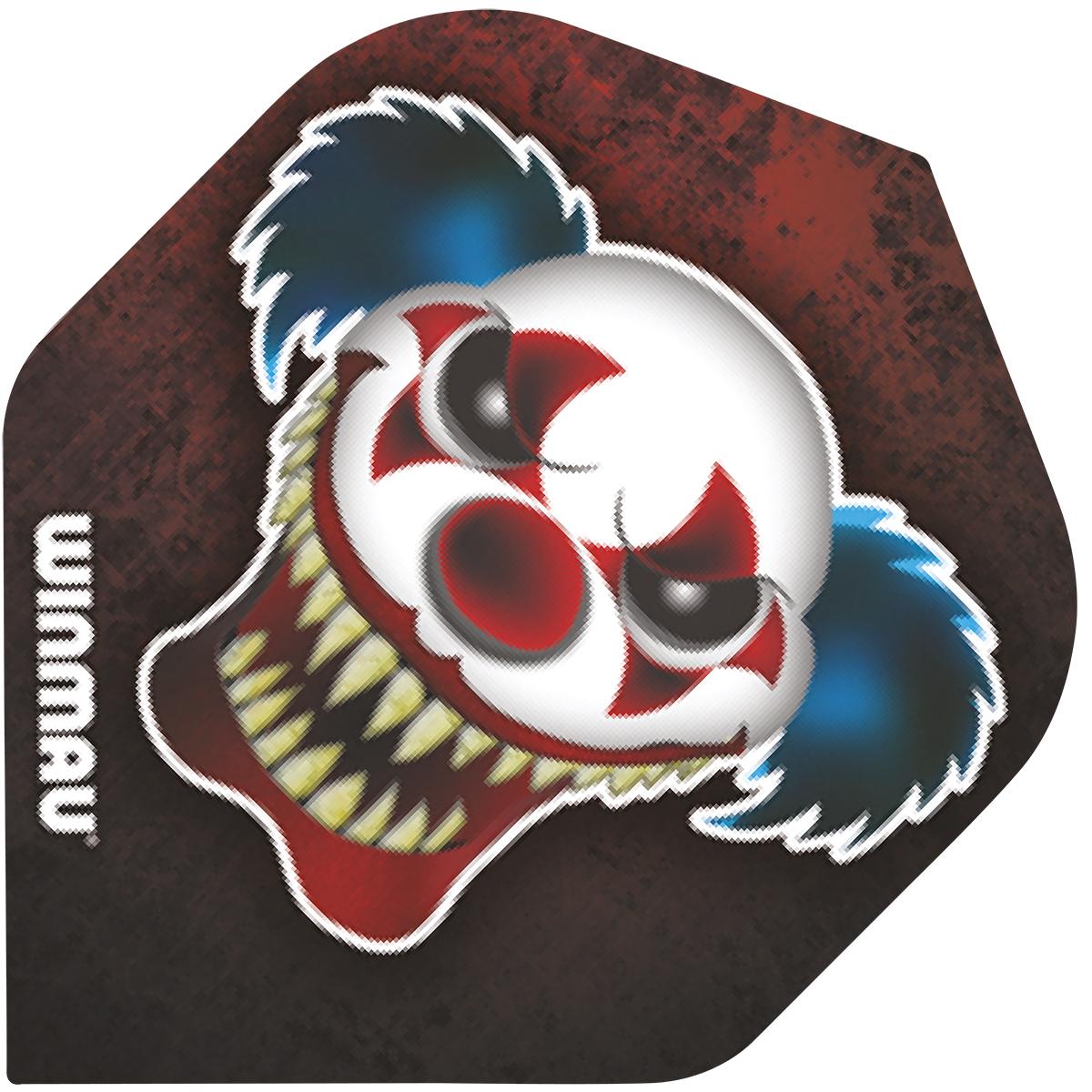 Winmau Mega Standard Red Clown