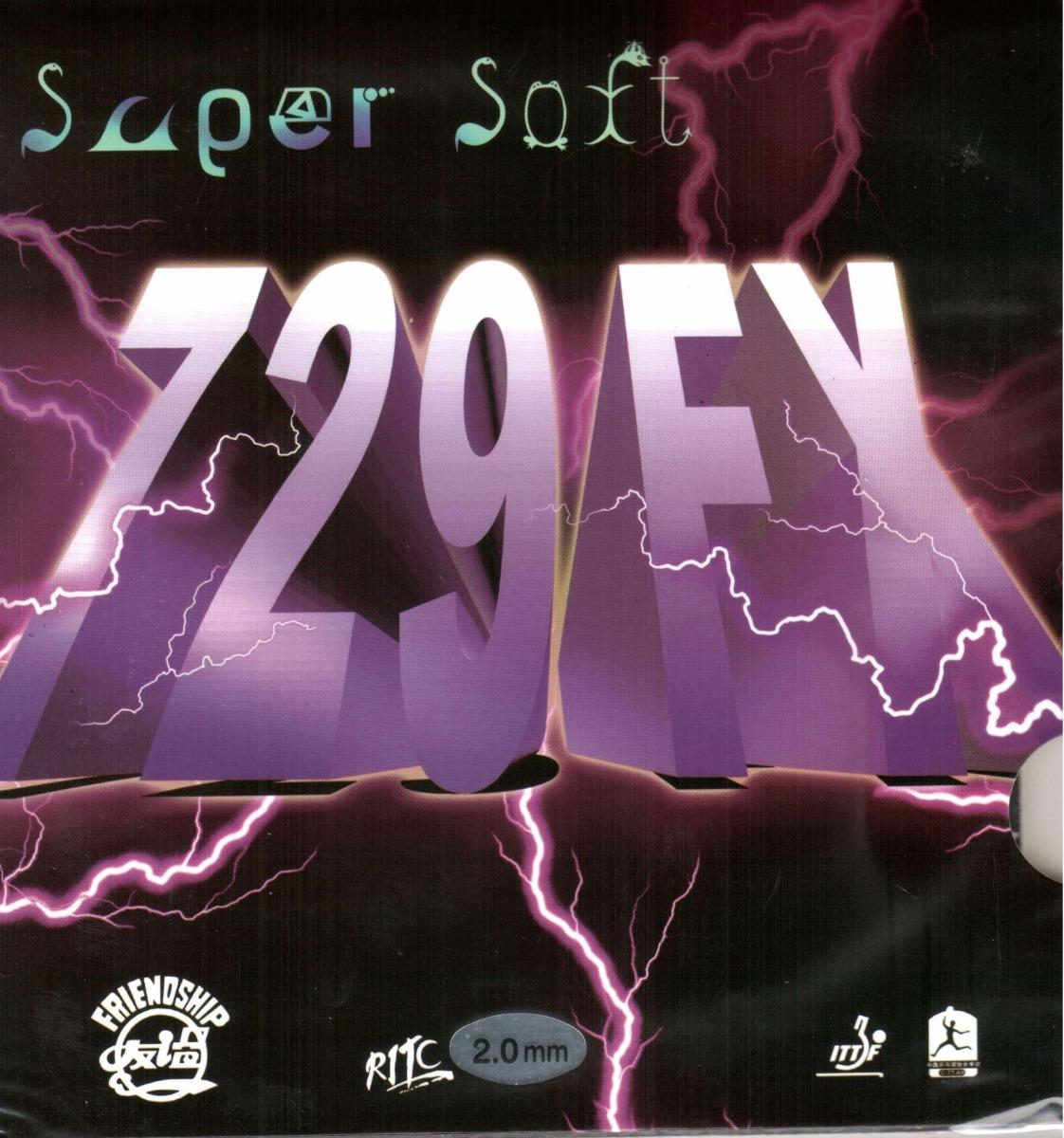 Friendship 729 FX Super Soft