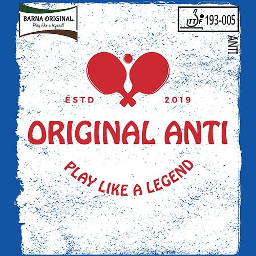 Barna Original Anti