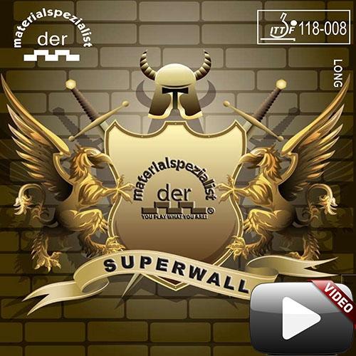 Der Materialspezialist Superwall