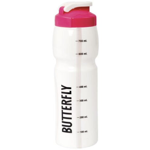 Butterfly Logo Water Bottle
