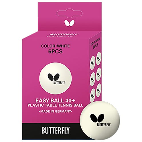 Butterfly Easy 40+ 6-pack