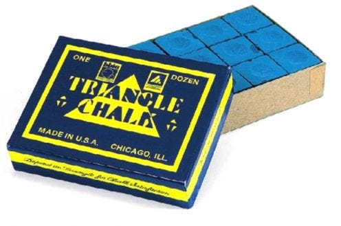Triangle Blue 12-pack
