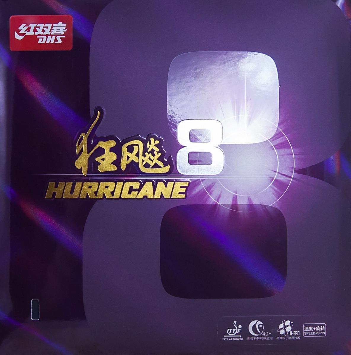 DHS Hurricane 8 Hard