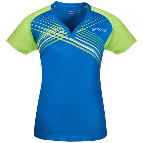 Donic Riva Lady Blue/Lime
