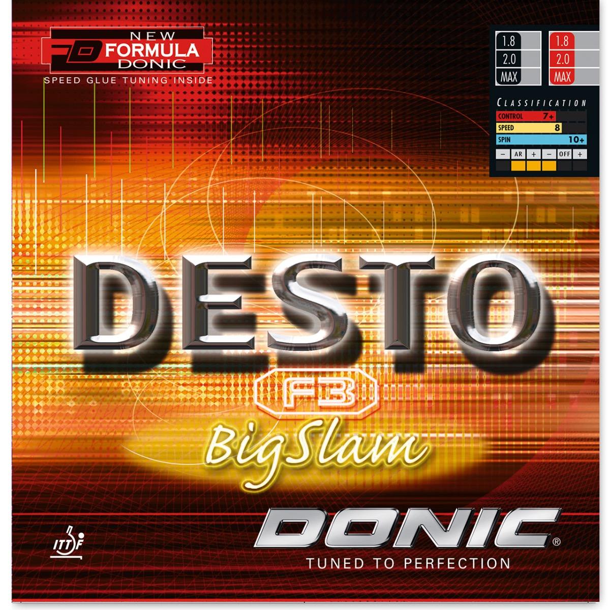 Donic Desto F3 Big Slam