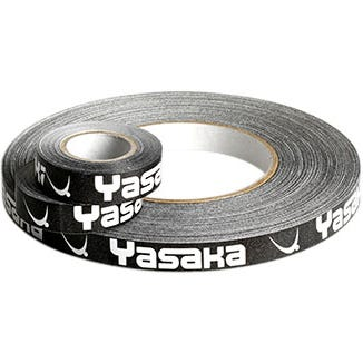 Yasaka Edgetape Black/White 12mm x 5m