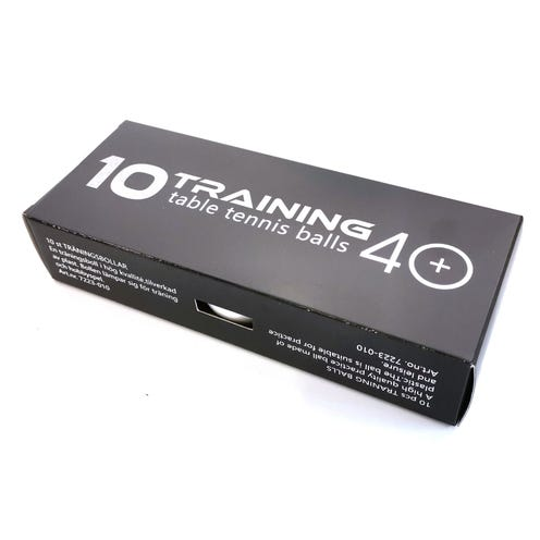 TTEX Training 40+ 10-pack