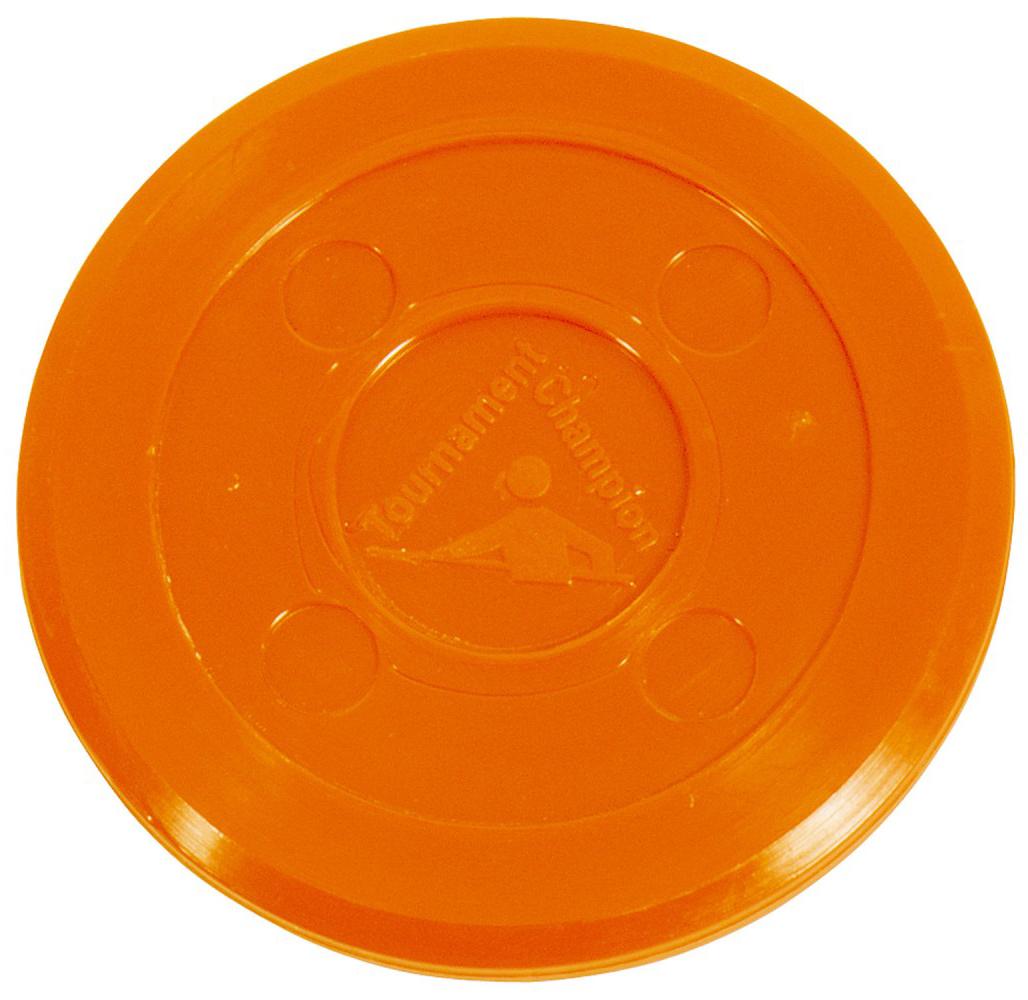 Air Hockey Puck Tournament Orange